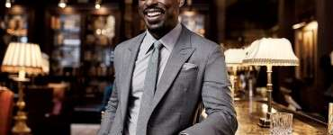 Sterling K . Brown, GQ, black actor, This is US,