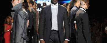 black fashion designers, Ozwald Boateng