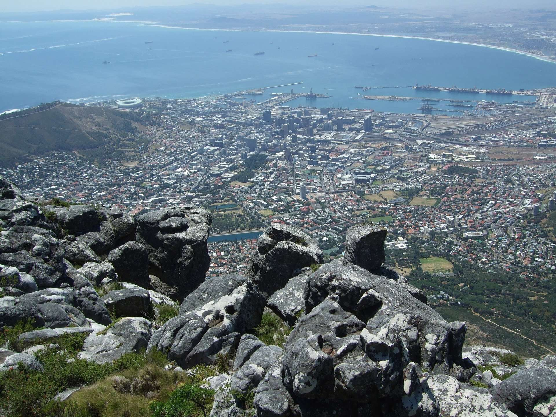 Cape Town, warm winter vacation, beach holidays, South Africa vacation