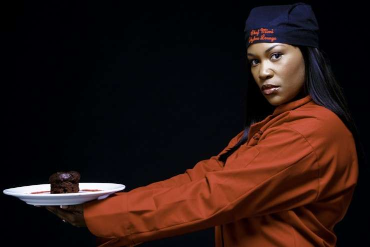 black chef, chef mimi, black excellence, black cooking