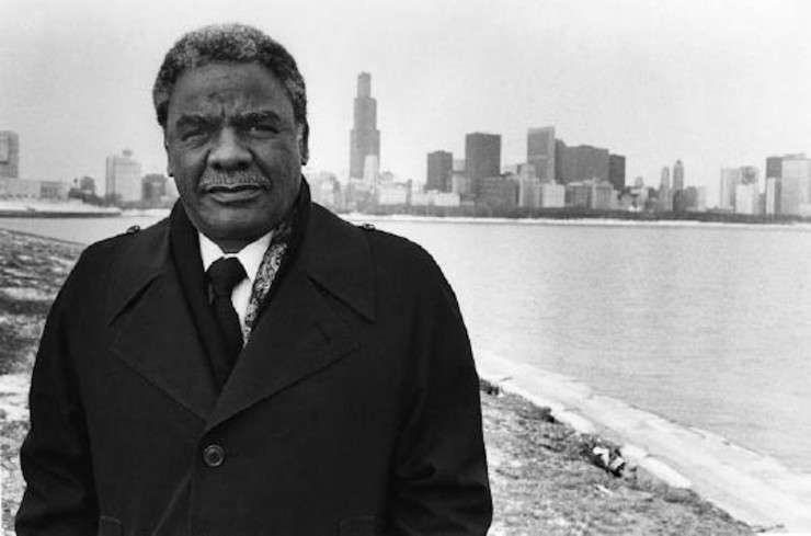 black mayor, Harold Washington, black politician, black excellence, Chicago's first black mayor