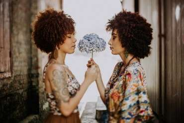 black women hair, natural hair, going natural, black excellence