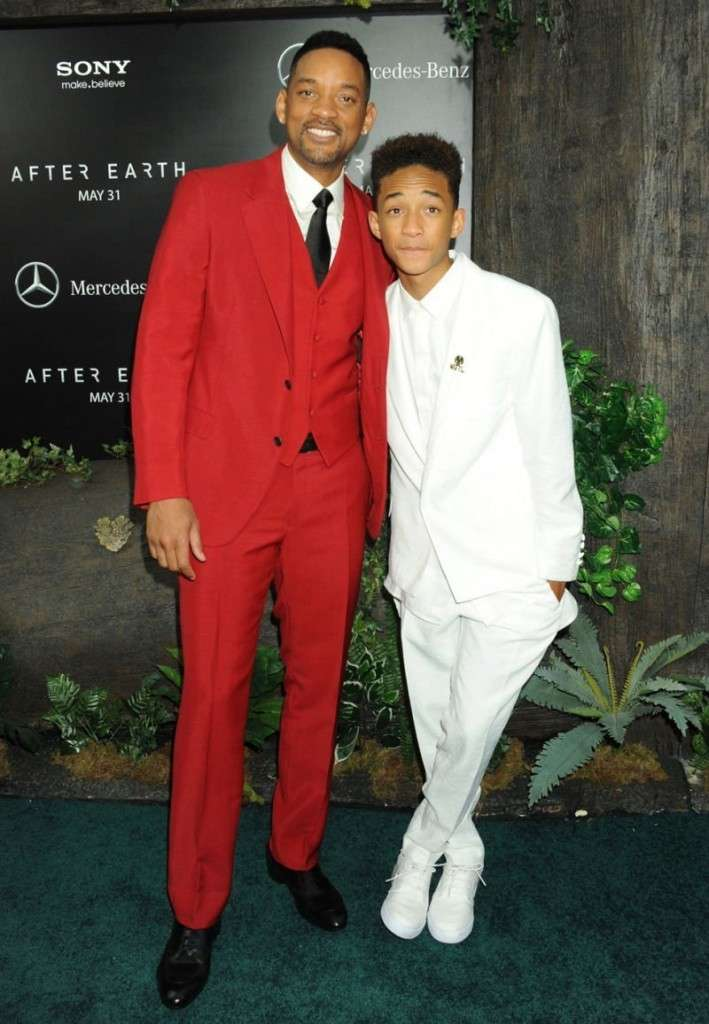 Will Smith, Red Suit, will son
