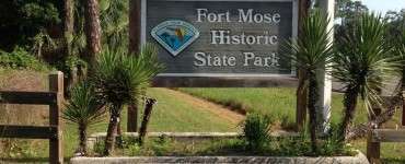 fort mose', fort mose, first free settlement, fort mose state park, black history, black history month, black excellence