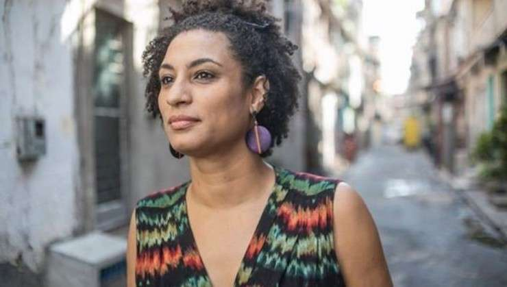 Marielle Franco, Black Activists, assassinated black activists, black leaders, black excellence, black women leaders