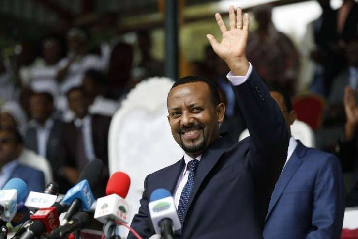 Abiy Ahmed, abiy ahmed history, abiy ahmed nobel peace prize, Africa's youngest leader, Ethiopian prime minister, ethiopian leader, african leaders, black excellence