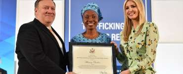 Blessing Okoedion, Nigerian Woman, human trafficking, human trafficking victims, black excellence