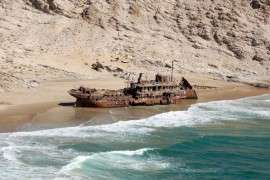 skeleton coast, namibia, skeleton coast in namibia, black travel, travel to africa, black excellence