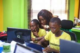 GirlsCoding, girls coding, black girls code, black excellence, coding in africa, coding training in nigeria