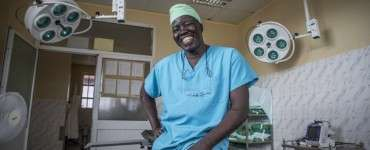 Dr. Evan Atar Adaha, sudanese doctor, black excellence