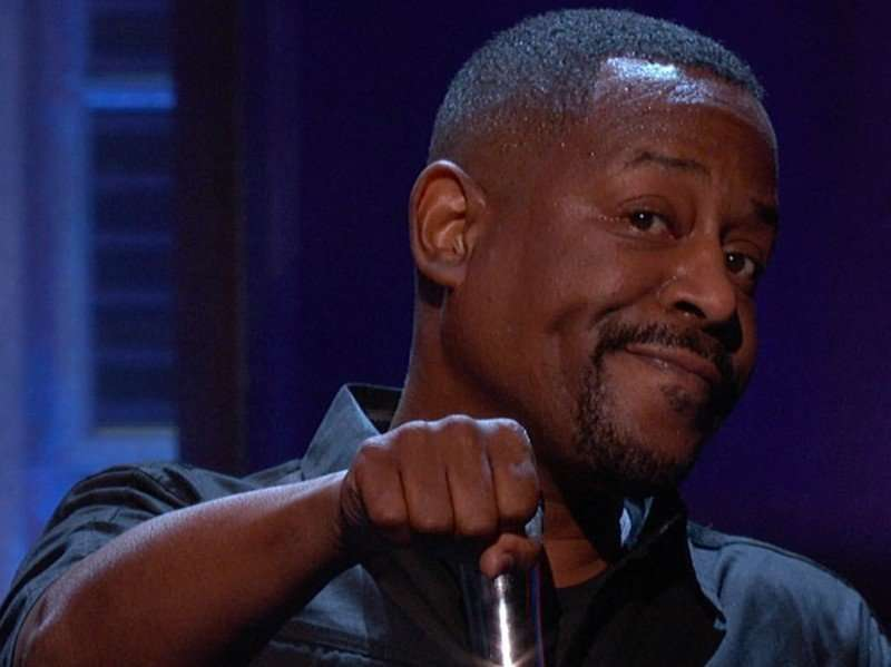 Martin Lawrence, Comedian, Black