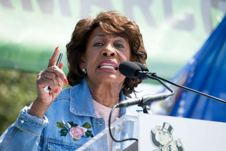 maxine waters, rep maxine waters, black politicians