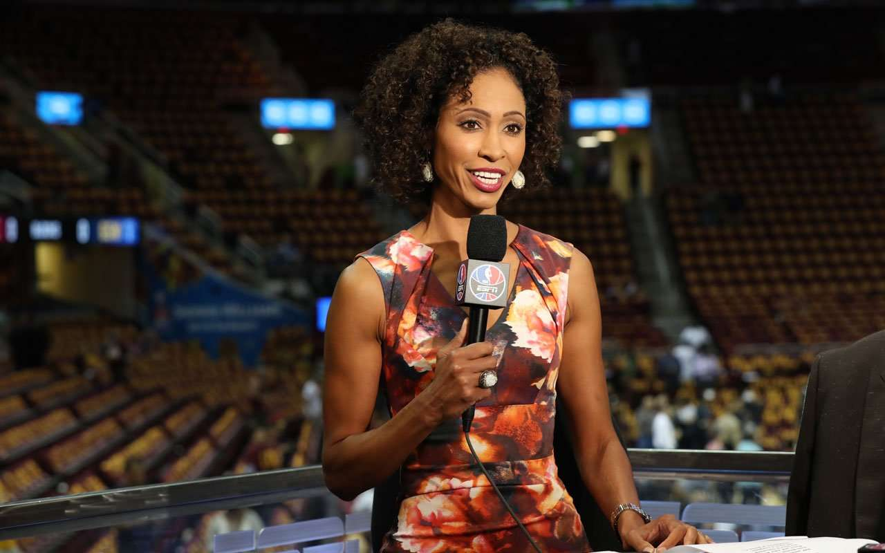 Sage Steele's Rise To The Anchor Chair at ESPN