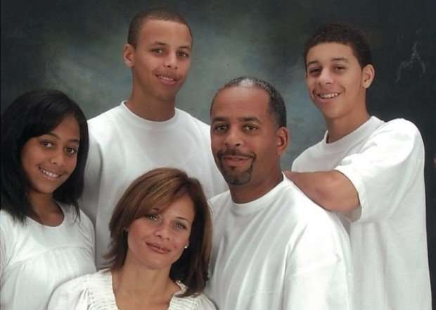 sydel curry, steph curry sister, curry sister, curry family