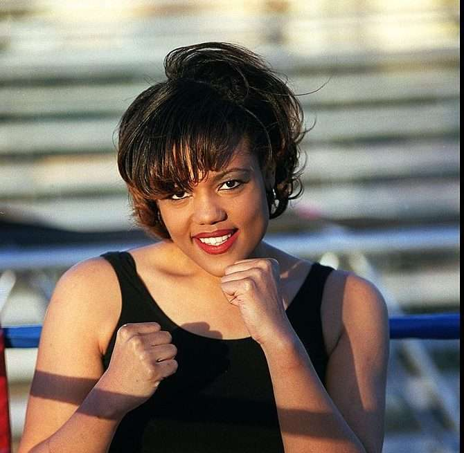 freeda foreman, george foreman's daugher,