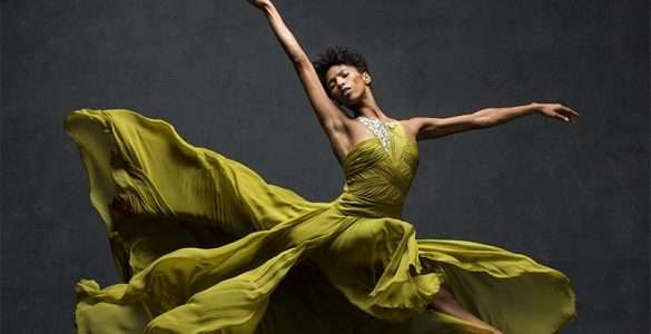jaqueline green, alvin ailey american dance theater, alvin ailey