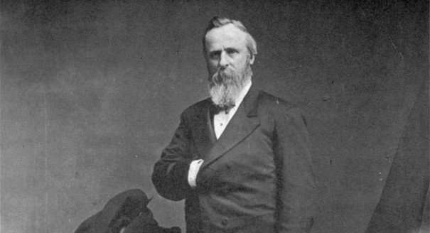 19th Rutherford B Hayes-Republican 1877-1881