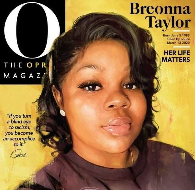 Oprah Sets up 26 Billboards for Breonna Taylor in Louisville | Black Excellence