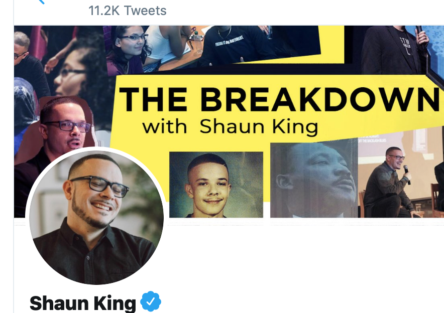 Shaun King: The Man Behind The Controversies